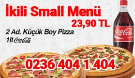 Flames Pizza'da İki Dev Kampanya